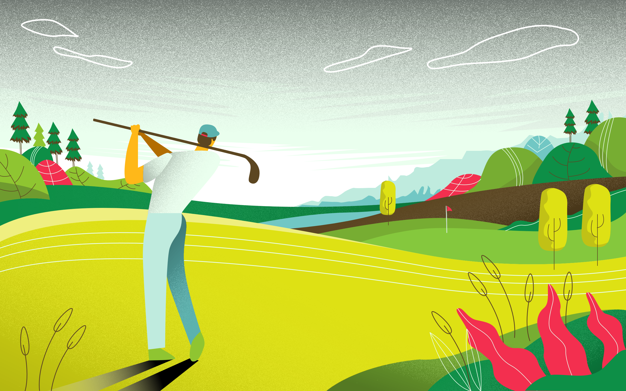 The Best Business Lessons You Can Learn From Golf